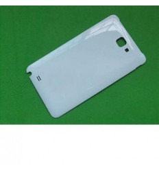Samsung Galaxy Note I9220 N7000 white battery cover