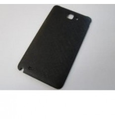 Samsung Galaxy Note I9220 N7000 black battery cover