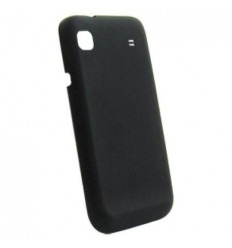 Samsung Galaxy S I9000 I9001 black battery cover