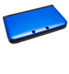 Nintendo 3ds xl blue housing