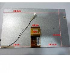 """Pantalla lcd repuesto Tablet china 10.1"""" Modelo 1"""