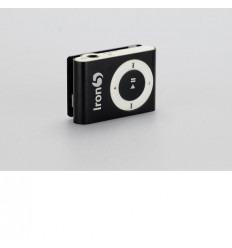 Micro reproductor MP3 Vera Iron 5 color Negro