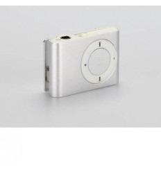 Micro reproductor MP3 Vera Iron 5 color Gris