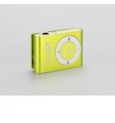 Micro reproductor MP3 Vera Iron 5 color Verde