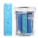 Blue compatible Wii Remote