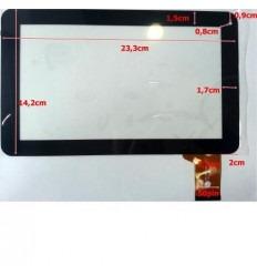 "Pantalla táctil repuesto tablet china 9"" Modelo 8 sunstech t"