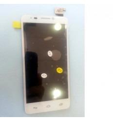 Alcatel One Touch Idol 6030 6030D 6030X Lcd + Táctil blanco