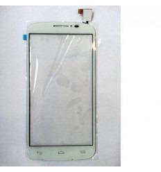 Alcatel Touch Pop C7 OT7040 OT 7040 original white touch scr