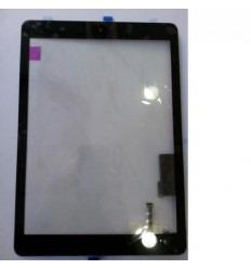 iPad Air Pantalla Táctil negro original + Flex home + Boton