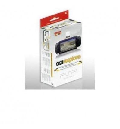 PSP GPS navigator Go! Explore UMD