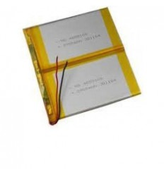 Batería Tablet Generica 3.7V 2300MAH 2,8X65X113