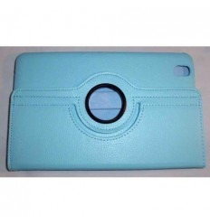Samsung Galaxy Tab Pro 8.0 light blue book case rotated 360