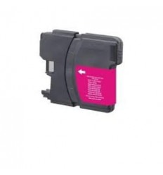Recicled cartridge Brother LC980 LC1100 XL Magenta