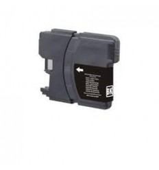 Recicled cartridge Brother LC980 LC1100 XL Negro