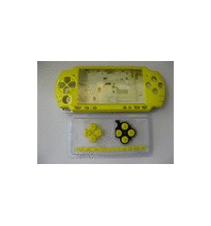 Psp 2000 shell yellow