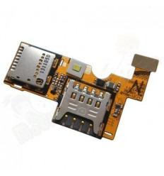 LG Optimus F6 D505 D505 original sim card reader flex cable