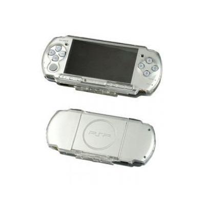 Carcasa protectora plastico transparente PSP 2000 Y 3000