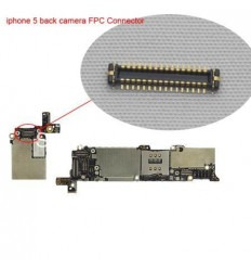 iPhone 5 origina fpc connector big camera