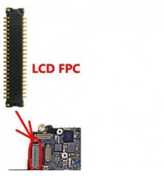 iPhone 5 original fpc lcd connector
