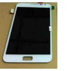Samsung Galaxy Note N7000 I9220 pantalla lcd + táctil blanco