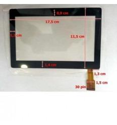 """Pantalla táctil repuesto tablet china 7"""" modelo 16"""