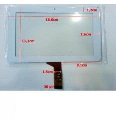 """Pantalla Táctil Repuesto Tablet china 7"""" Modelo 22"""