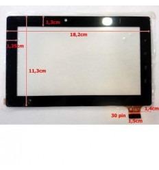 """Pantalla Táctil repuesto tablet china 7"""" Modelo 24"""