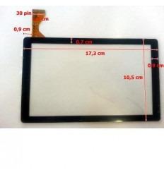 """Pantalla Táctil repuesto tablet china 7"""" Modelo 27"""