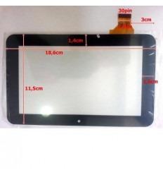 """Pantalla Táctil repuesto tablet china 7"""" Modelo 31"""