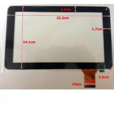 """Pantalla táctil repuesto tablet china 9"""" Modelo 11"""