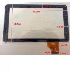 """Pantalla táctil repuesto tablet china 9"""" Modelo 12"""
