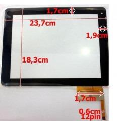 """Pantalla táctil repuesto tablet china 10"""" modelo 1"""