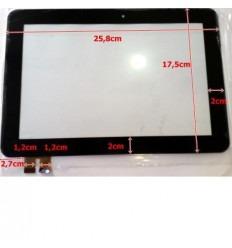 """Pantalla táctil repuesto tablet china 10.1"""" modelo 2"""