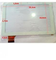 """Pantalla táctil repuesto tablet china 10.1"""" modelo 3"""