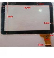 """Pantalla táctil repuesto tablet china 10.1"""" modelo 6"""