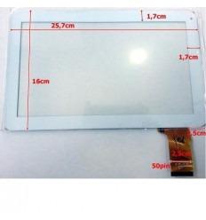 """Pantalla táctil repuesto tablet china 10.1"""" modelo 8"""
