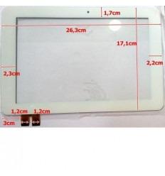 """Pantalla táctil repuesto tablet china 10.1"""" modelo 15"""