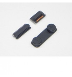iPhone 5 original black button set 3 pcs
