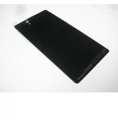 Sony Xperia Z L36H C6602 C6603 tapa batería negro original s