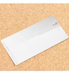 Sony Xperia Z L36H C6602 C6603 tapa batería blanco original