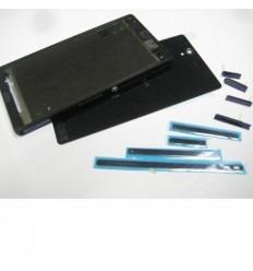 Sony Xperia Z L36H C6602 C6603 Carcasa completa negro