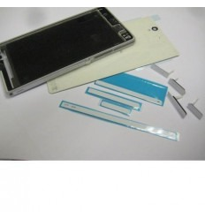 Sony Xperia Z L36H C6602 C6603 Carcasa completa blanco