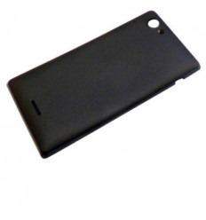 Sony Xperia J ST26I Tapa batería negro