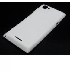 Sony Xperia L S36H C2105 tapa batería blanco