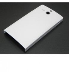 Sony Ericsson Xperia U ST25I Tapa Batería Blanco