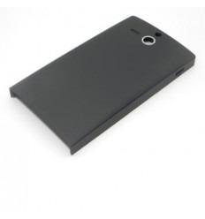 Sony Ericsson Xperia U ST25I tapa batería negro