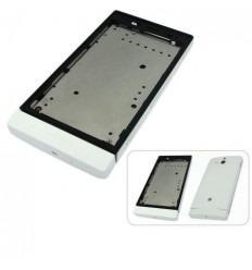 Sony Ericsson Xperia U ST25I Carcasa Completa blanco