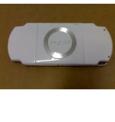 White bottom case PSP Fat