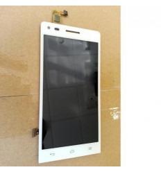 Huawei Ascend G6 Orange Gova Pantalla lcd + Táctil blanco or