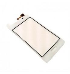 LG E460 E450 Optimus L5 II Pantalla Táctil blanco